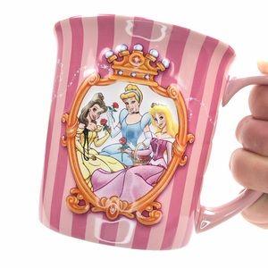 Walt Disney World Princess Coffee Mug 12oz Tea Cup